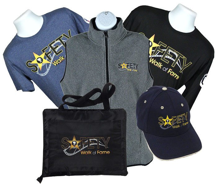 Employee Safety Program Apparel Example